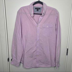🎁4/20$🎁 Banana Republic light purple dress shirt